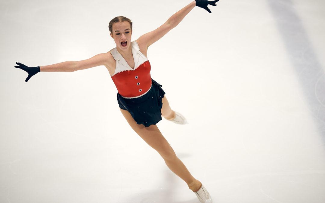 Figure skating inVärnamo