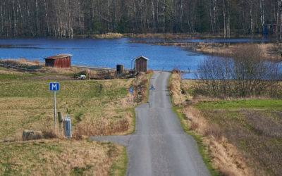 Signs of spring in Varnamo
