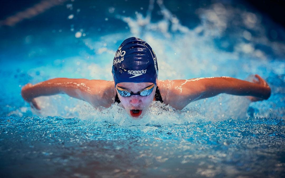 Swimming contest #inVärnamo