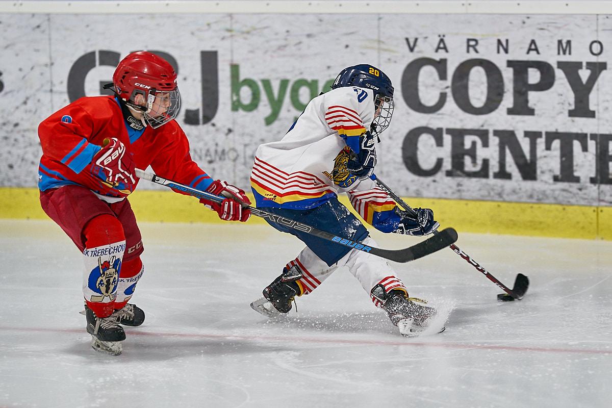 Hockey Värnamo's Tigers U11