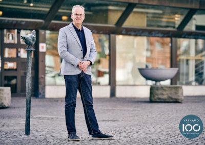 20. Ulf Svensson
