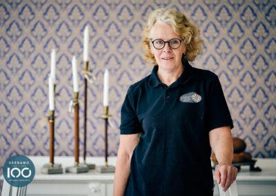 40. Anne Pettersson