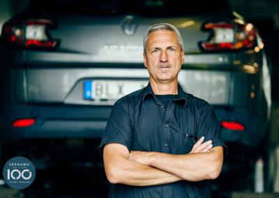 60. Hans Lundqvist