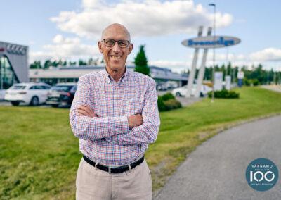66. Bengt Svenstig
