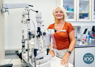 73. Janette Brandt