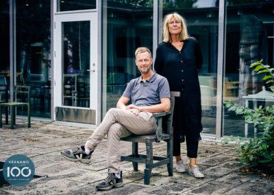 93. Karin & Erik Lundh